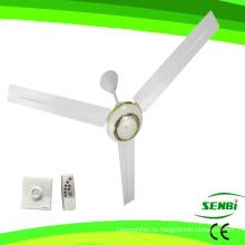 AC220V 56inches ventilador de techo solar de interior (FC-56AC-G)