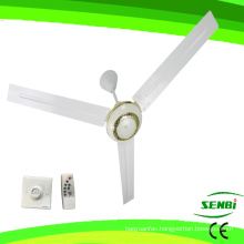 12V DC 56inches Solar Ceiling Fan Indoor (FC-56DC-G)