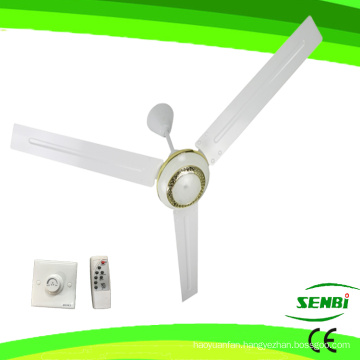 AC220V 48inches Solar Ceiling Fan Indoor (FC-48AC-G)