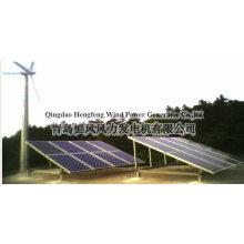generador de energía solar para el hogar