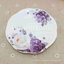 2016 melhor porcelana de venda esmaltado jantar osso conjunto China