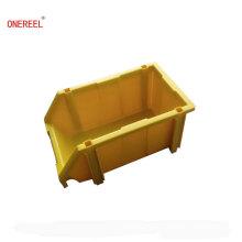 Compartimiento de apilamiento de utilidades para almacenamiento de piezas de almacén