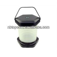 aa battery 8 led folding camping lantern