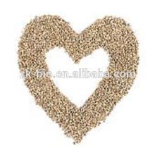 Melhor venda de sementes de cânhamo descascadas orgânicas a granel