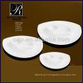 Plaques spéciales en céramique en forme de lune