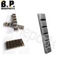 DLP2265  black chocky bar wear button wear donut wear plate wear bar