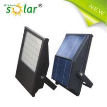 Solar Panel and Lamp Integrated LED Solar Flood Lights for park garage