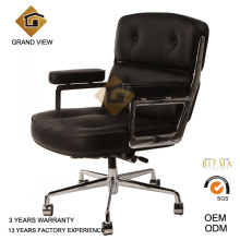 Black Leather Eames Office Chair (GV-ES104)