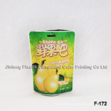 Stand up Plastic Fruit Packaging Bag