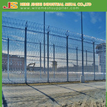 15 M Per Roll Hot DIP Galvanized Concertina Razor Wire
