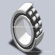 Chine Roulements à billes Fabricant / roulements à rouleaux cylindriques NU309EM / 45 * 100 * 25mm Roulements à rouleaux pour laminoirs
