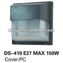 Lâmpada de parede média 150W
