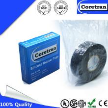 Traitement de la résistance à la température et résistance au choc Ruban en caoutchouc silicone