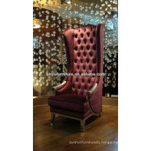 High back lobby sofa XYD101-1
