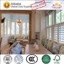 Factory Supply with Premium Quality of Factory Price Oem Sliding Plantation Shutters Estimated