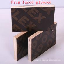 Film-Sperrholz für den Brückenbau (18mm)