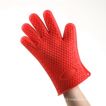 Heat Resistant Atoxic Eco Friendly Silicone Oven Gloves
