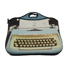 13 Inch Neoprene Computer Sleeve with Handle Strap (SNLS10)