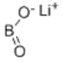 Boric acid (HBO2),lithium salt CAS 13453-69-5