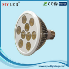 Commercial Lamp 18W CE Approval LED PAR 38 Light with E27 E26 for Option