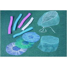 Medical Surgical Non Woven Disposable Mop Cap