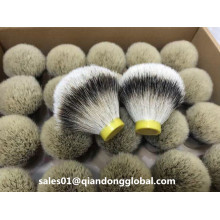 Plus de cheveux 22mm Silvertip Badger Hair Knot