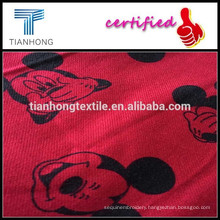 cotton Mickey printing twill fabric/mickey mouse printed fabric/indonesia cotton printed fabric