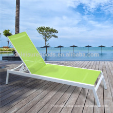 Uplion MC3051 outdoor plastic sun lounger