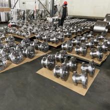 Fermeture du robinet à tournant sphérique A105N 16-300L