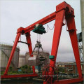 industrial gantry crane MH Model