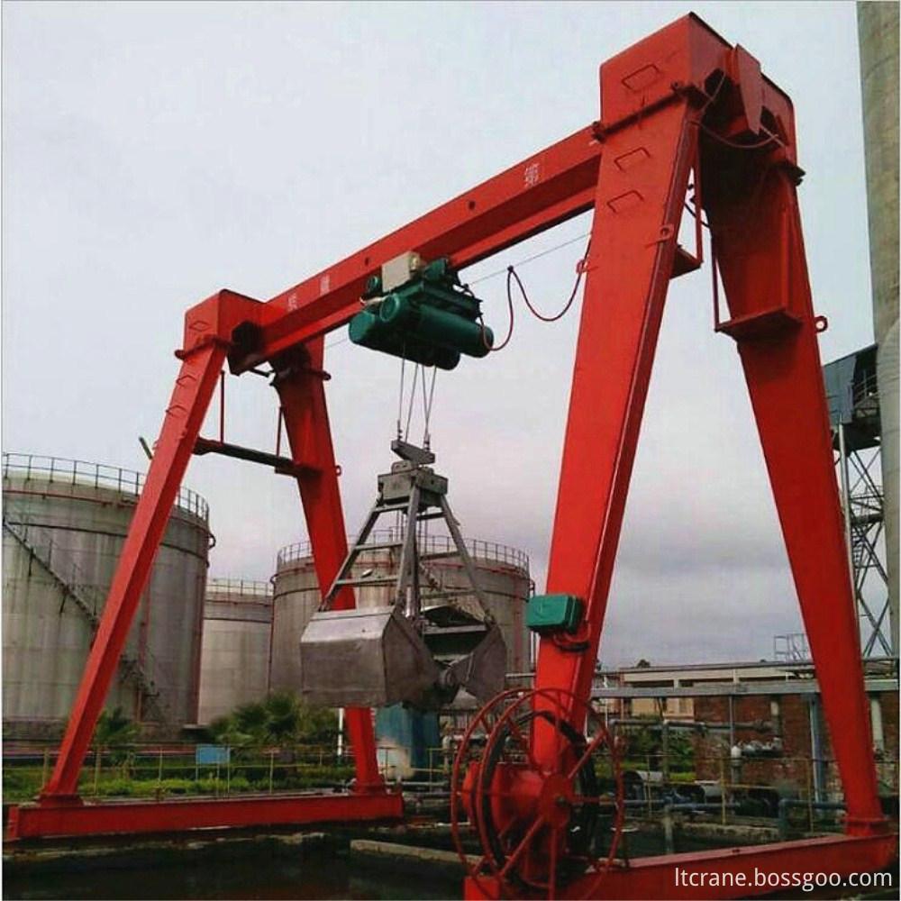 gantry crane (2)