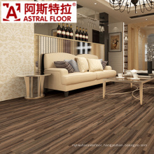 Black Walnut Cystyal Diamond Surface Laminated Flooring