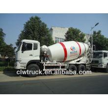 DFL5250GJBA 10m3 self loading concrete mixer truck