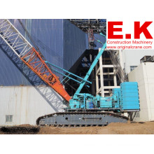 350ton Second Hand Hydraulic Grue sur chenilles Kobelcotrack d'occasion (CKE4000c)