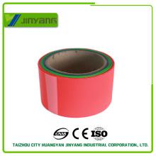 Oi viz refletivo fluorescente cor fita reflexiva de transferência de calor
