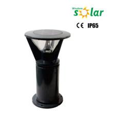 High Lumen CE Column Solar Powered light garden lawn lamp(JR-B013)