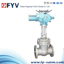 Electric-Drived Gate Valve for Power Station (Asme B16.34)