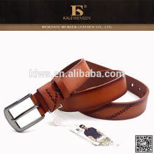 100% PU material oem China supplies designer mens belts
