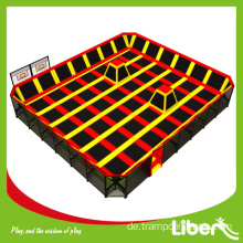 Supermarkt offenes Indoor-Trampolin