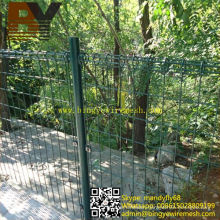 Yard Fence Double Circle Wire Fence