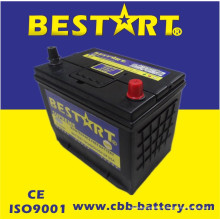 12V65ah Premium Quality Bestart Batterie Véhicule Mf JIS 75D26L-Mf