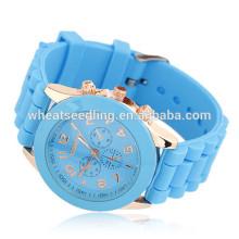 Горячие продажи спортивные часы мальчиков моды часы