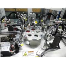 Máquina de montagem de acessórios de hardware