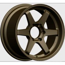 18*10.5/18*9.5 hot sale popular after market car aluminum alloy wheel rim