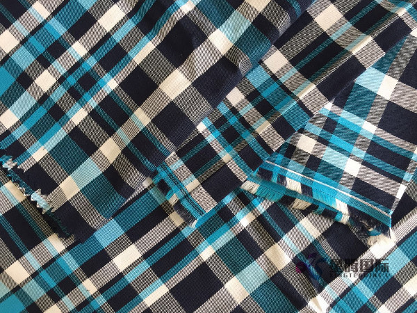 Polyester Blend Shirting Fabric