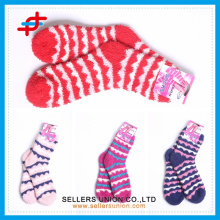 Microfiber home new style towel socks OEM service for women