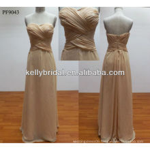 Real photo of evening dresses fashion 2012 2013 Ivory color