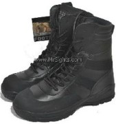 Us Army Military Tactical Boots Man Desert Special Forces Combat Boot Blackhawk Male Shoes Black