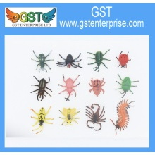Plastic Realistic Insects Bugs Assortment