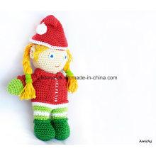Crochet Amigurumi Personnalisé, Porte-clés Au Crochet